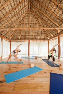 Yoga at Maliby Popoyo Boutique Resort Nicaragua